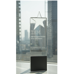 IBM Business Partner 4th Q 2005 Award