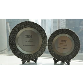 IBM Business Partner Award