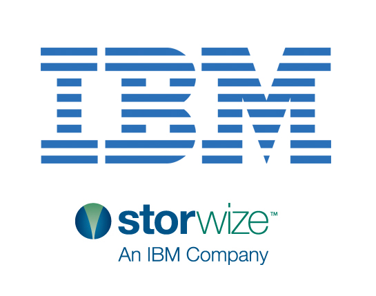 IBM Storwize all-flash storage systems