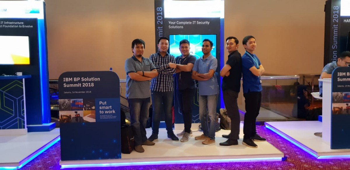 IBM Partner Solutions Summit 2018